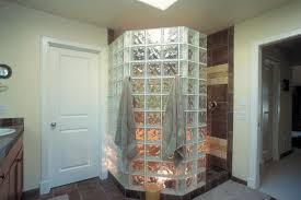 glass block designs for bathrooms stunning glass block design ideas pictures home design ideas