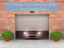 Overhead Door Lexington Ky by Reasons Why You Need A New Garage Door
