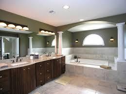 alluring bathroom lighting ideas trellischicago in decorative