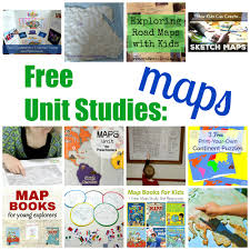 Create A Map Route by Map Skills For Kids Planning A Route On A Map