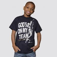 inspirational quote shirts god u0027s team u201d u2013 kids tee u2013 wealthy minds