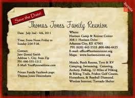 family reunion invitation templates christmas