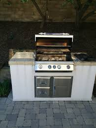 Bull Bbq Island Job Picture Results Gas Barbecue Grill Cleaning