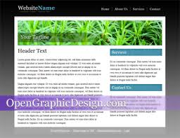 free html website template download css and html template files