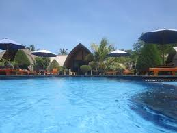 sandy beach bungalows gili air indonesia booking com