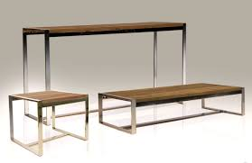 Barn Wood Sofa Table by Accessories Handsome Sofa Tables Reclaimed Wood Farm Table