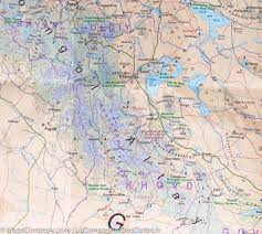 Mongolia Map Map Of Mongolia Itm U2013 Mapscompany