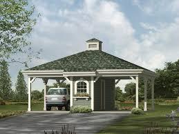 carport with storage plans gloria 2 car carport plan 009d 6016 house plans and more