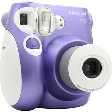 polaroid instant 300 appareil photo instantan罠 pic 300 violet polaroid pas cher 罌 prix