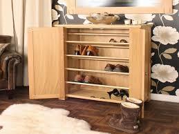 Oak Shoe Storage Cabinet Solid Oak Shoe Storage Cabinet Gallery Of Pair Solid Wood Shoe