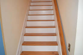 refinishing hardwood stairs monk s home improvements