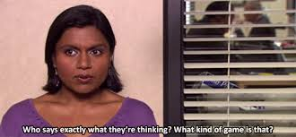 Exactly Gif Kelly Kapoor Who Says Exactly What They Are Thinking Gif Wifflegif