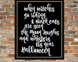 Witch Home Decor Witch Home Decor Etsy