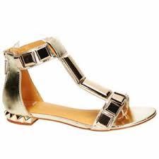designer sandaletten damen designer sandaletten sandalen sommer schuhe applikation
