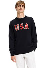 s sweaters fleece hilfiger usa
