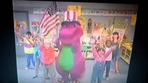 Yankee Flags Barney And The Backyard Gang You U0027re A Grand Old Flag Youtube