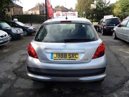 used peugeot for sale uk used 2009 peugeot 207 verve 3dr for sale in hyde cheshire 1 stop