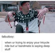 Stressed Out Memes - twenty one pilots meme stressed out tyler joseph josh dun