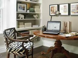 Modern Office Decor by Great Small Space Den Decorating Ideas With Tufted Backseat Modern
