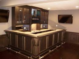 Wet Bar Cabinet Ideas Modern Basement Bar Ideas Home Decorating Interior Design Bath