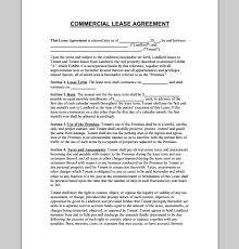 impressive business property for lease commercial lease agreement