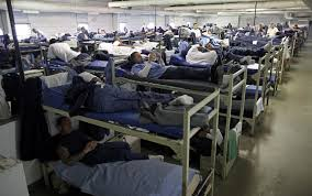 Prison Bunk Beds California City Opts For Inmate Reform Instead Of More Overcrowded