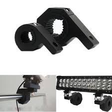 roll bar mount led light mounting bracket led light cl bar roll cage 1 5 2 tube led