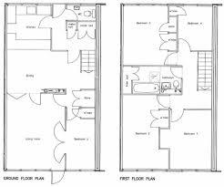 3 bedroom house floor plan home design