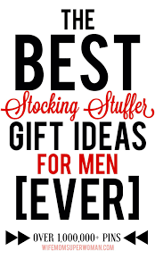 Stocking Stuffers Ideas 50 Non Cheesy Stocking Stuffers For Men