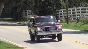 1979 Ford Truck Mudding - 1979 ford bronco custom 4x4 youtube