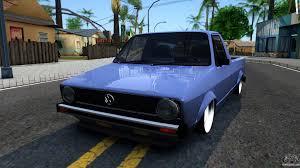 volkswagen caddy pickup mk1 volkswagen caddy 1980 for gta san andreas