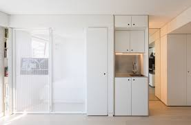 efficient tiny apartment follows japanese organization method curbed