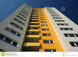 modern apartment design plans apartment building stock images