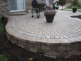 Cost Of Paver Patio Or Brick Pavers Canton Plymouth Northville Ann Arbor Patio Patios
