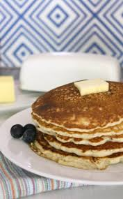 easy blueberry pancakes life anchored