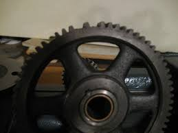 logan lathe bull gear needs dentist advice