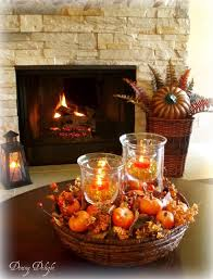 Decorating Dining Room Table Best 25 Fall Table Centerpieces Ideas On Pinterest Fall Table