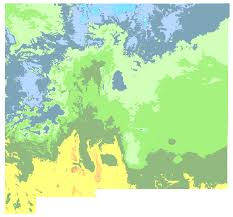 Growing Zone Map Cloudcroft New Mexico Hardiness Zones