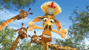 madagascar escape 2 africa madagascar cartoon cartoon giraffes