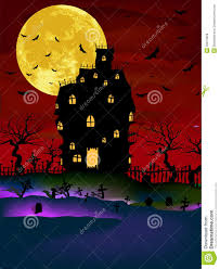cemetery instrumental soundtrack halloween background sounds haunted house on a graveyard hill eps 8 royalty free stock photos