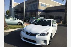 lexus 200h for sale used lexus ct 200h for sale special offers edmunds