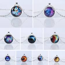 brand necklace aliexpress images Tomtosh 2016 new fashion galaxy necklaces nebula space glass jpg