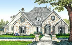 country french home plans house plans with porte cochere luxury excellent country french house
