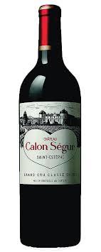 learn about st estephe bordeaux château calon segur estèphe 2013 cadman wines