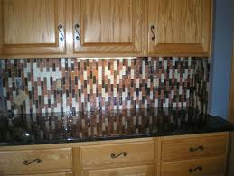 kitchen counter backsplash custom tile backsplash in kitchen finishers unlimited