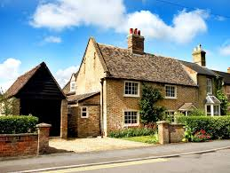 English Country Cottages Detached Grade Ii Listed Four Bedroom Cottage For Sale In Brampton