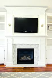 replace tv with artwork fireplace built insfireplacebuilt in