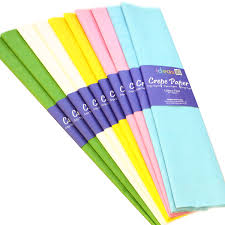 where can i buy crepe paper wholesale crepe paper ideal for crafts and schools