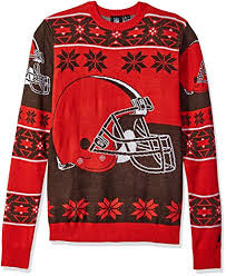 raiders light up christmas sweater amazon com klew ugly sweater sports outdoors