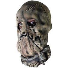 Scarecrow Batman Halloween Costume Batman Scarecrow Costume Ebay